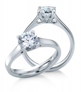 Bressay Diamond Round Engagement