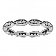 Pitlochry Diamond Eternity Band