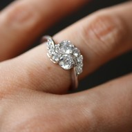 Kincraig Diamond Engagement Ring