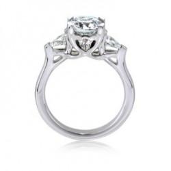 Scotasay Round Diamond Engagment